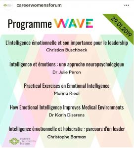 conférence wave sur l'intelligence émotionnelle