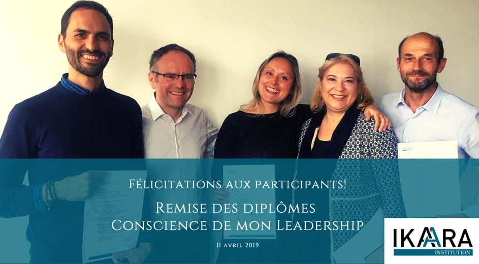Diplômes conscience leadership