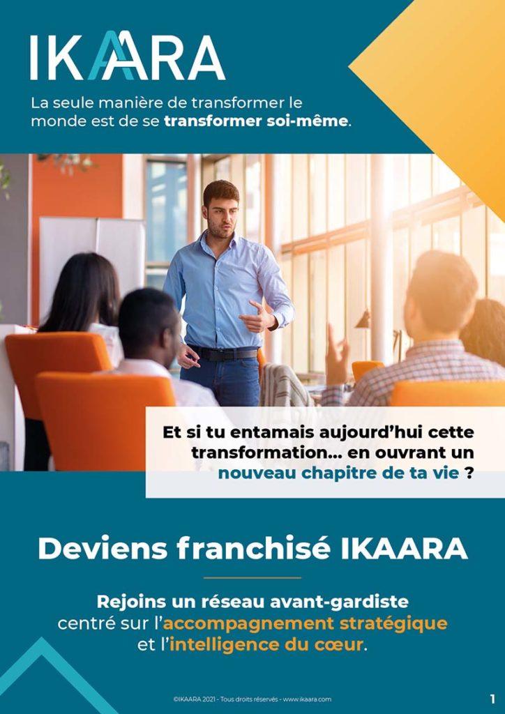 Franchise IKAARA - Aperçu Brochure